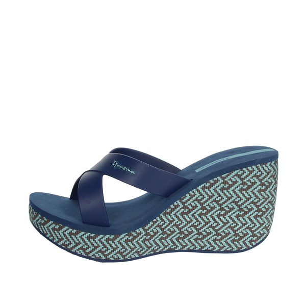 Ipanema Shoes slippers Blue 82288