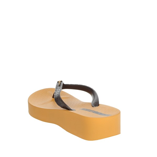<Ipanema Shoes Flops Yellow 80129