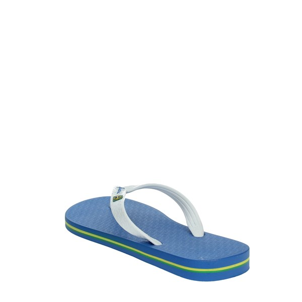 Ipanema Shoes Flops White/Light Blue 80415