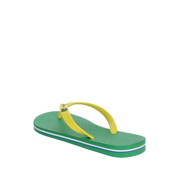 Ipanema Shoes Flops Green/Yellow 80415