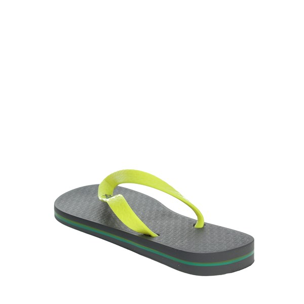 Ipanema Shoes Flops Black/Green 80415