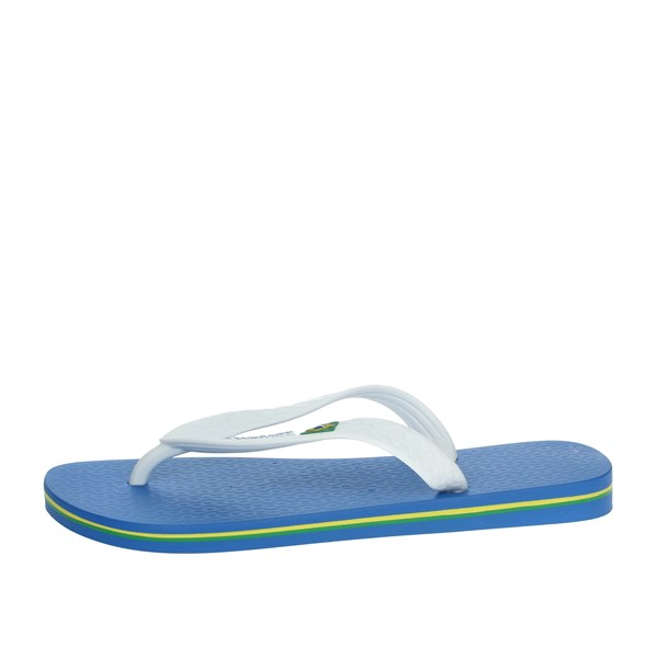 Ipanema Shoes Flops White/Light Blue 80408