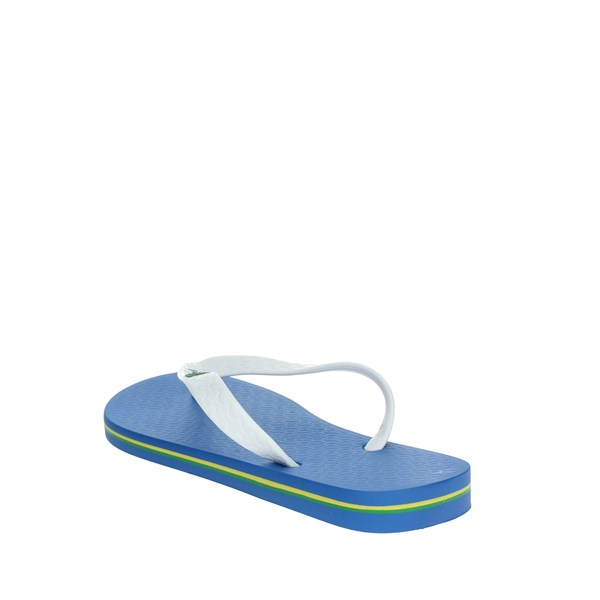 <Ipanema Shoes Flops White/Light Blue 80408