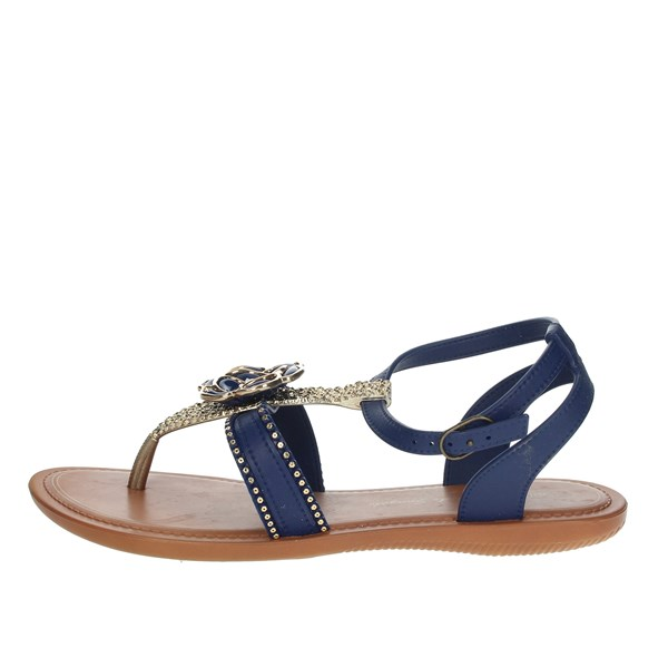Grendha Shoes Sandals Blue 17459