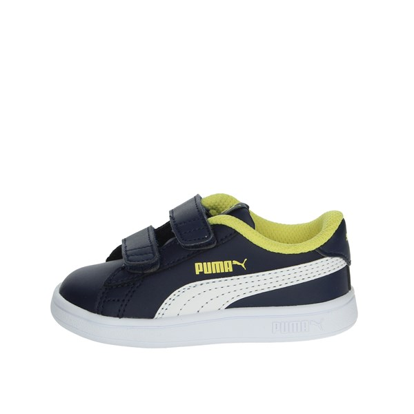 Puma Shoes Sneakers Blue 365174 09