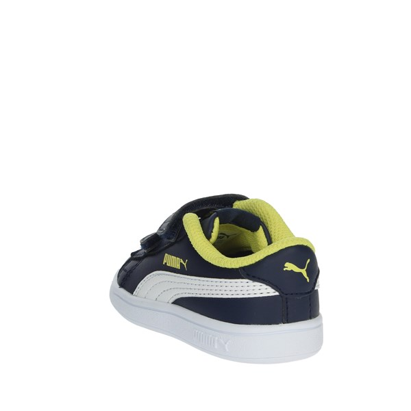 <Puma Shoes Sneakers Blue 365174 09