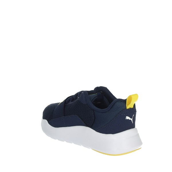 <Puma Shoes Sneakers Blue/Yellow 366903 05