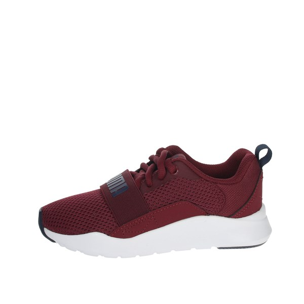Puma Shoes Sneakers Burgundy 366903 06