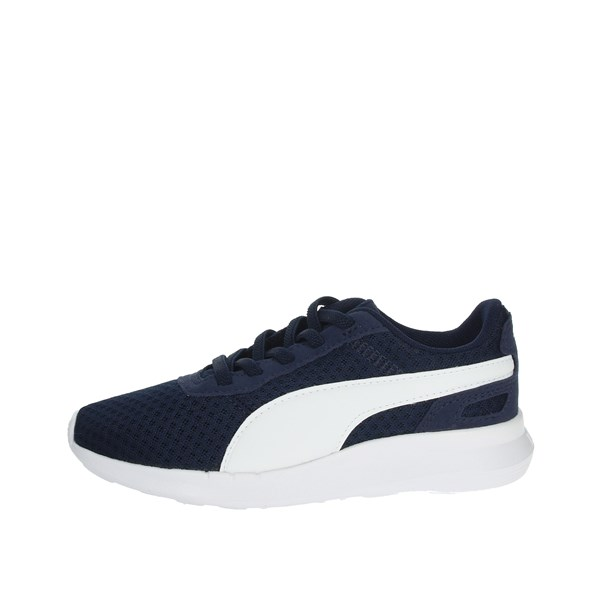 Puma Shoes Sneakers Blue 369070 03