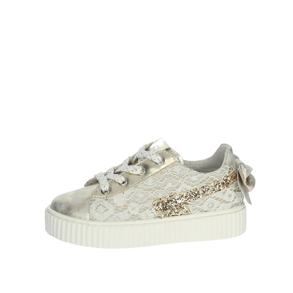 Nero Giardini Shoes Sneakers Platinum  P927950F