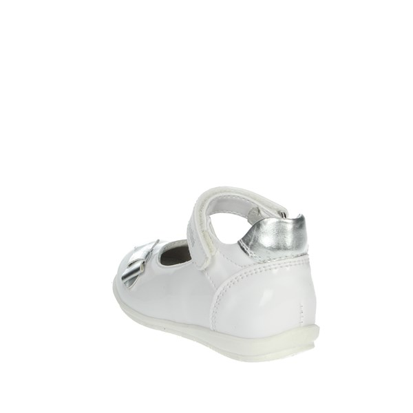 Nero Giardini Shoes Dancers White P321030F