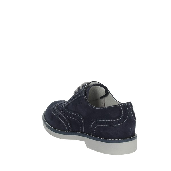 Nero Giardini Shoes Brogue Blue P933410M