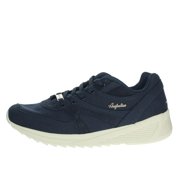 Australian Shoes Sneakers Blue AU634