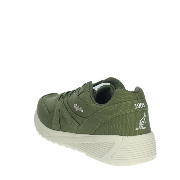 Australian Shoes Sneakers Dark Green AU634