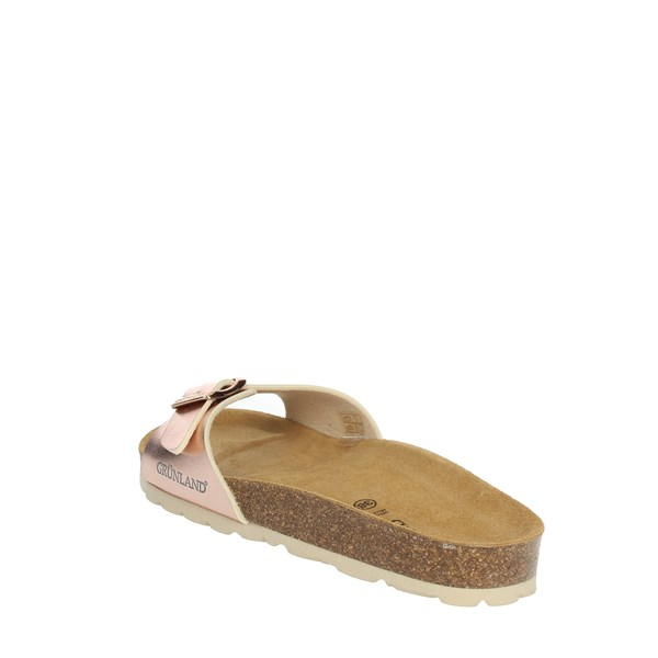 <Grunland Shoes Clogs Light dusty pink CB2382-40