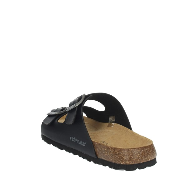 Grunland Shoes slippers Black CB3013-40