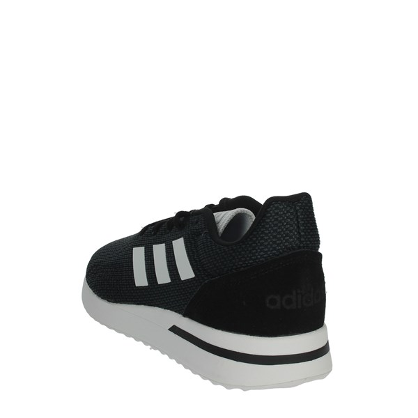 <Adidas Shoes Sneakers Black B96550