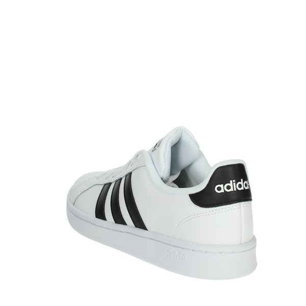 <Adidas Shoes Sneakers White/Black F36392