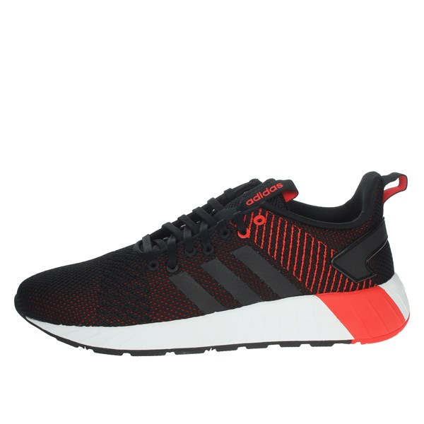 Adidas Shoes Sneakers Black/Red F35041
