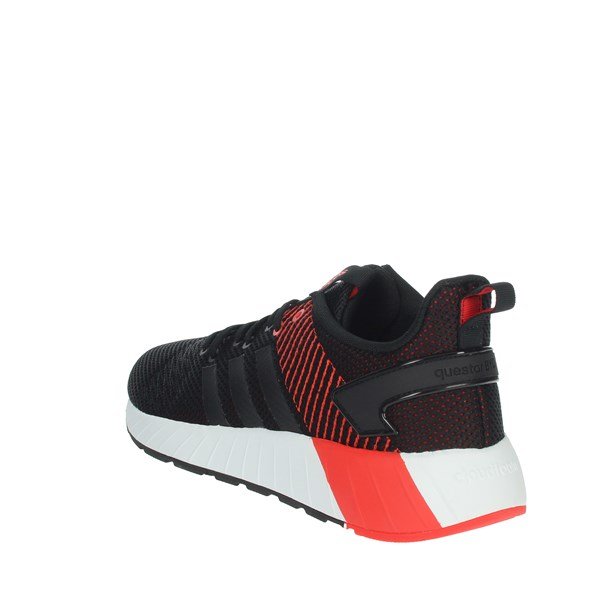 <Adidas Shoes Sneakers Black/Red F35041