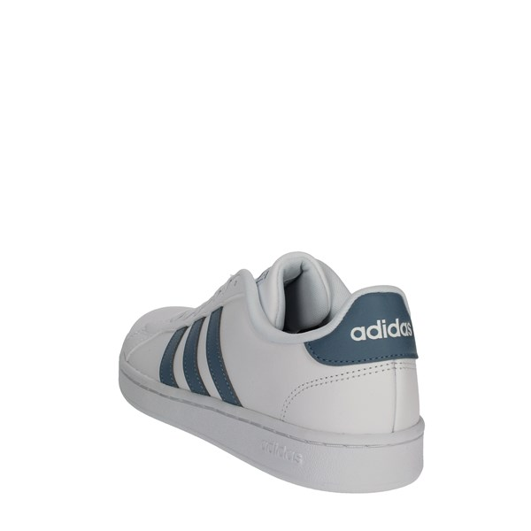 <Adidas Shoes Sneakers White/Grey F36403