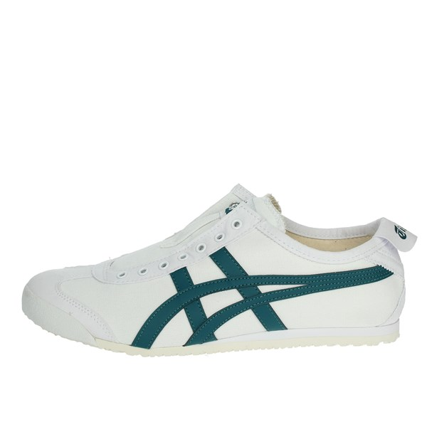 Onitsuka Tiger Shoes Sneakers White/Green 1183A360