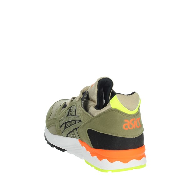 Asics Shoes Sneakers Dark Green 1191A202