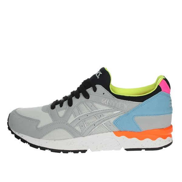 Asics Shoes Sneakers Grey/Fluo 1191A202