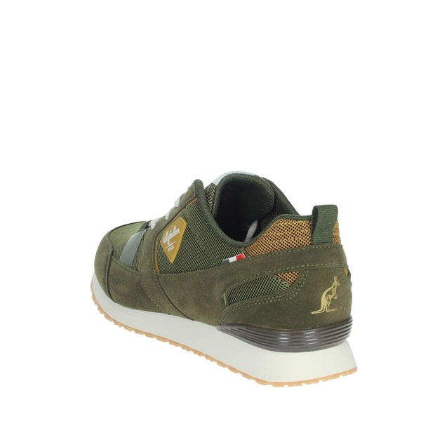 Australian Shoes Sneakers Dark Green AU632