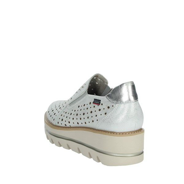 <Callaghan Scarpe Donna Sneakers ARGENTO 14804