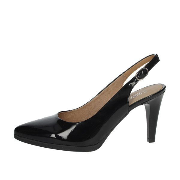 Cinzia Soft Shoes Heels' Black MEB2315-K