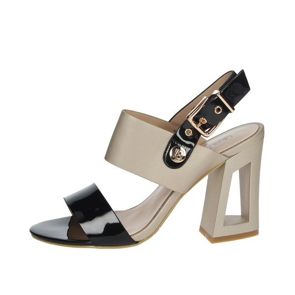 Laura Biagiotti Shoes Sandals Black 5307