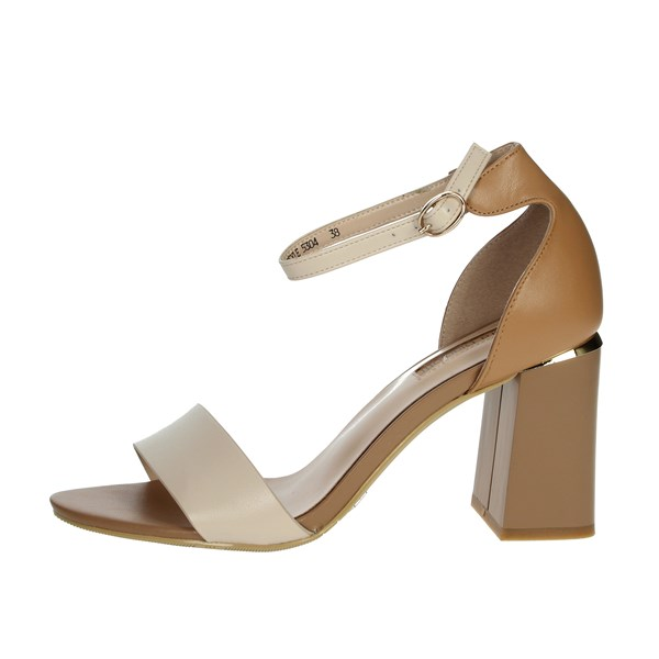 Laura Biagiotti Shoes Sandals Beige 5304