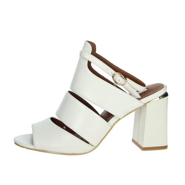 Laura Biagiotti Shoes Sandals White 5305
