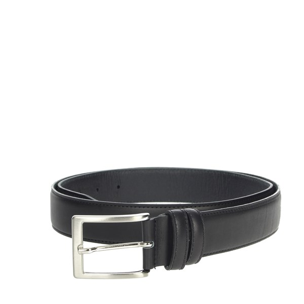 Made In Italy Accessories Belt Black 01