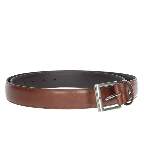 Made In Italy Accessories Belt Brown leather 03