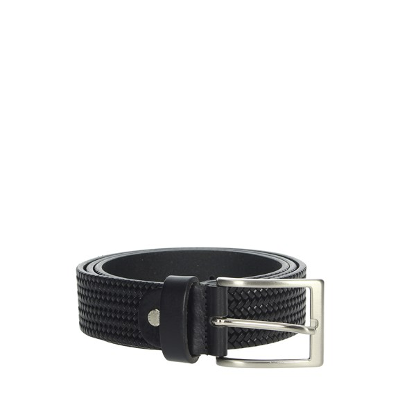 Made In Italy Accessories Belt Black 02