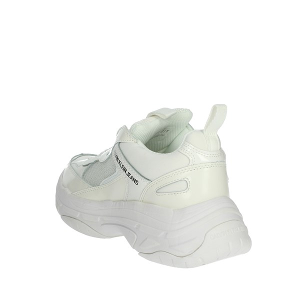 Calvin Klein Jeans Shoes Sneakers White S0591