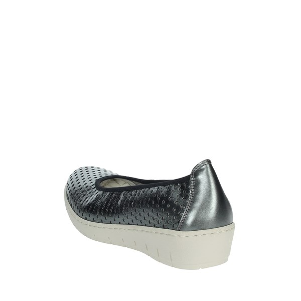 Notton Shoes Heels' Charcoal grey 2929