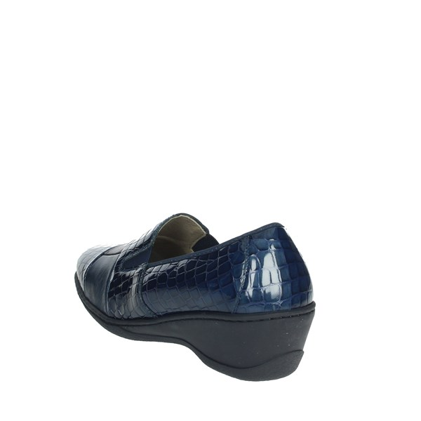 Notton Shoes Loafers Blue 2298