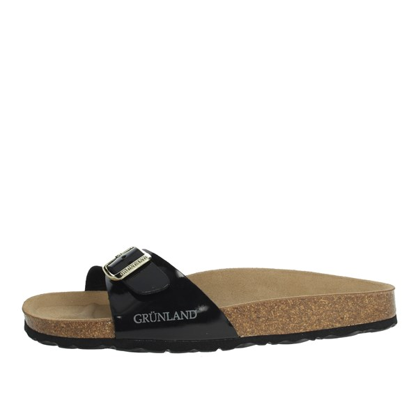 Grunland Shoes slippers Black CB0029-70