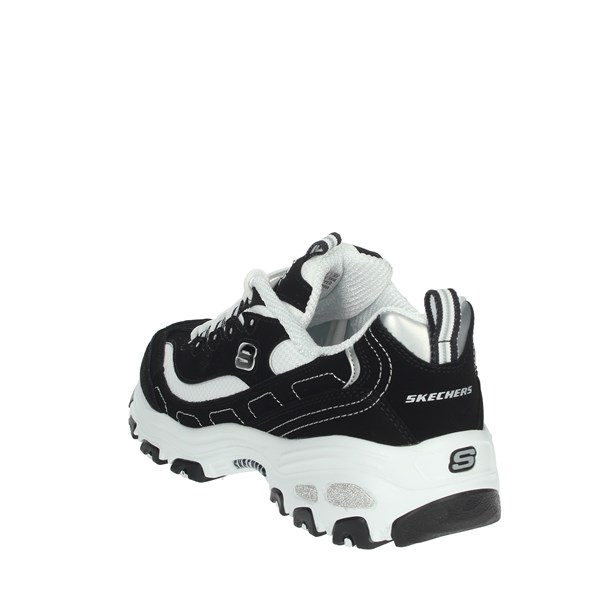 Skechers Shoes Sneakers Black/White 11930/BKW