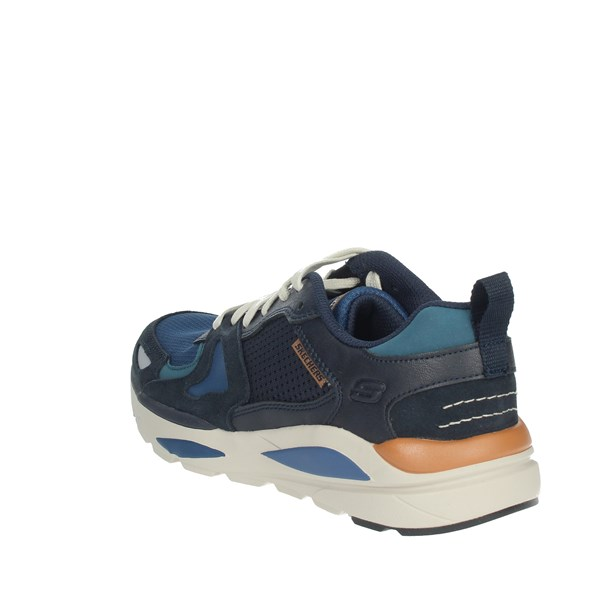 <Skechers Shoes Sneakers Blue 66020/NVY