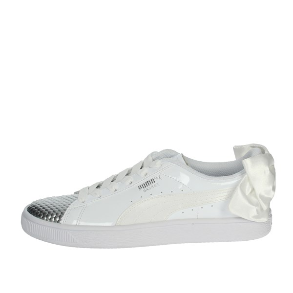 Puma Shoes Sneakers White/Silver 368983 01