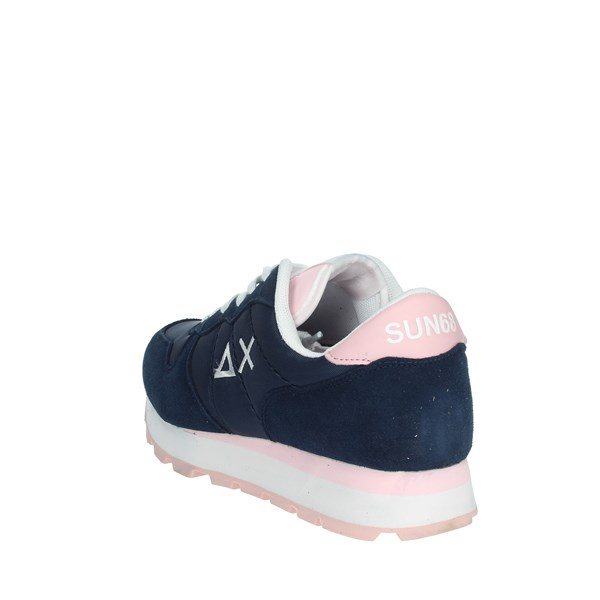Sun68 Shoes Sneakers Blue Z19201