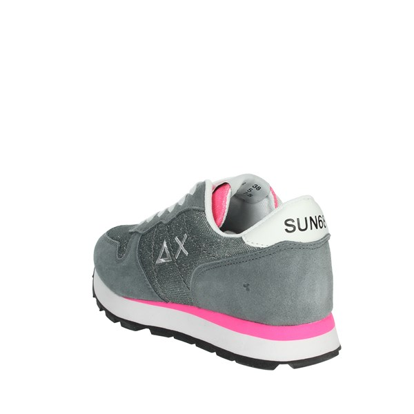 Sun68 Shoes Sneakers Grey Z19202