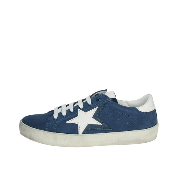 Asso Shoes Sneakers Light Blue AG-905