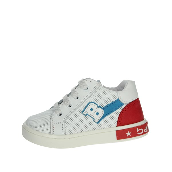 Balducci Shoes Sneakers White MSPORT3004
