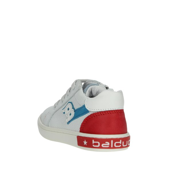 <Balducci Shoes Sneakers White MSPORT3004