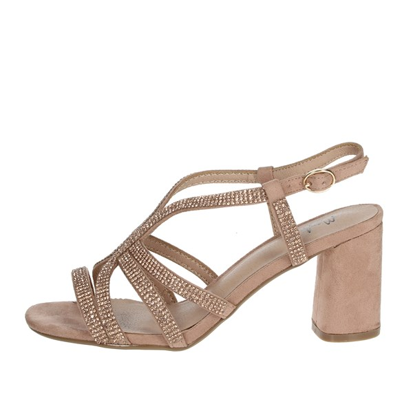 Menbur Shoes Sandals Light dusty pink 20369 0097